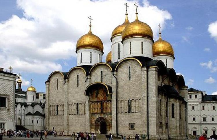 Успенский собор Кремля отреставрируют впервые за100 лет