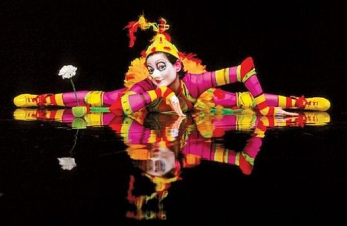 Cirque duSoleil пропишется вРоссии