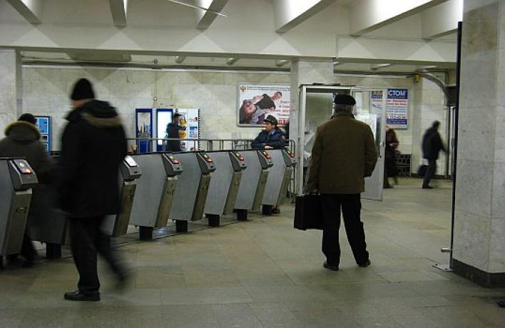 Вметро появятся автоматы попродаже проездных билетов