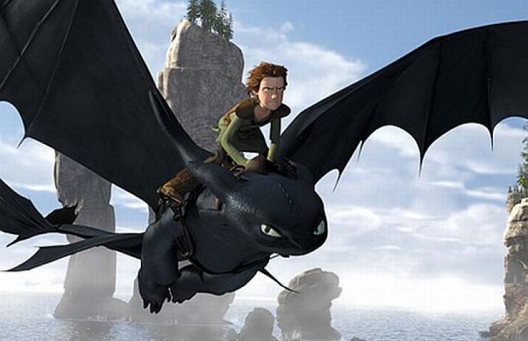 Новый трейлер «Как приручить дракона»