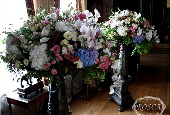 Студия цветов ROSCA на Пречистенке - Фото №1
