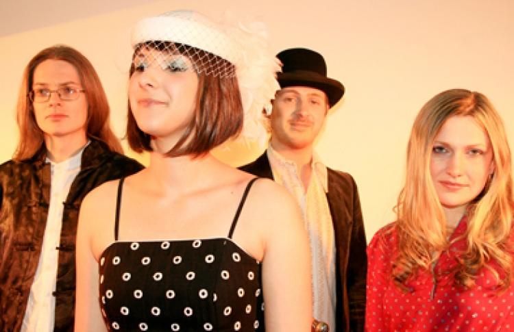 День Святого Патрика. Monster Ceilidh Band (Великобритания)