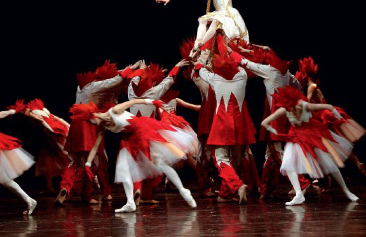 Мариинский балет на«Золотой маске»