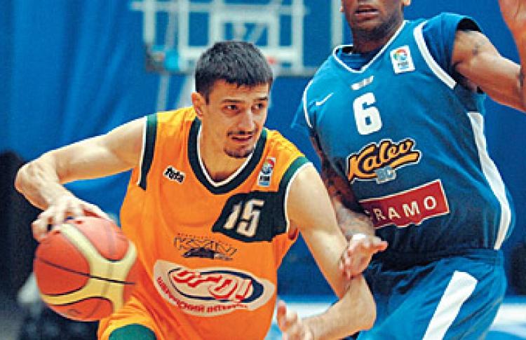 Украинская суперлига по баскетболу