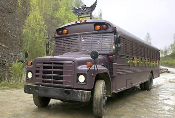 Мальчик-оборотень и волшебный автобус - Фото №5