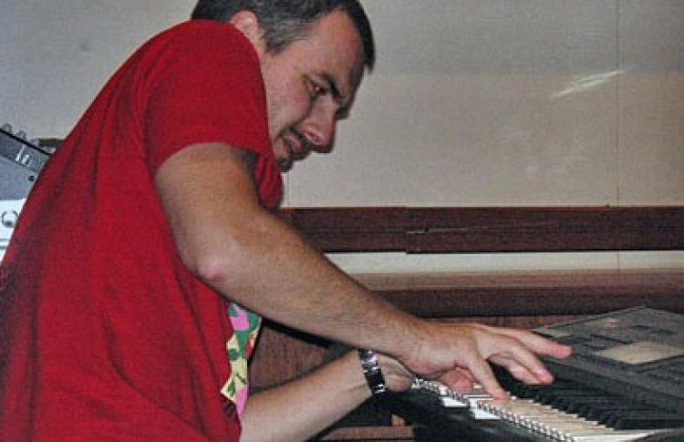 Фортепианная импровизация Ефима Рычкина