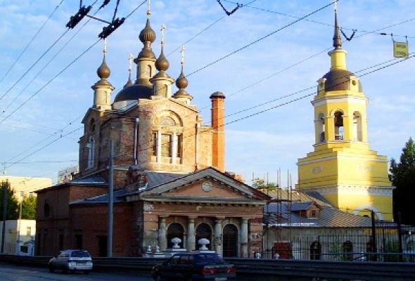 Храм Покрова Пресвятой Богородицы в Красном селе - Фото №0