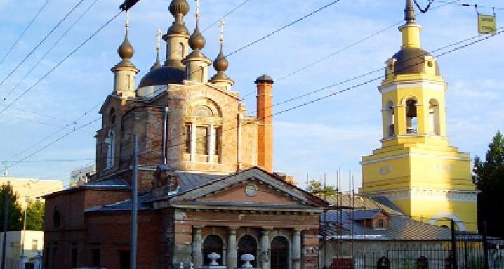 Храм Покрова Пресвятой Богородицы в Красном селе