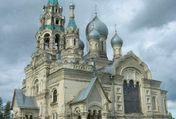 Собор Спаса Нерукотворного Образа б. Спасо-Андроникова монастыря - Фото №0