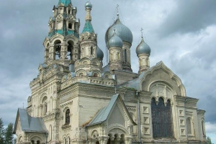 Собор Спаса Нерукотворного Образа б. Спасо-Андроникова монастыря