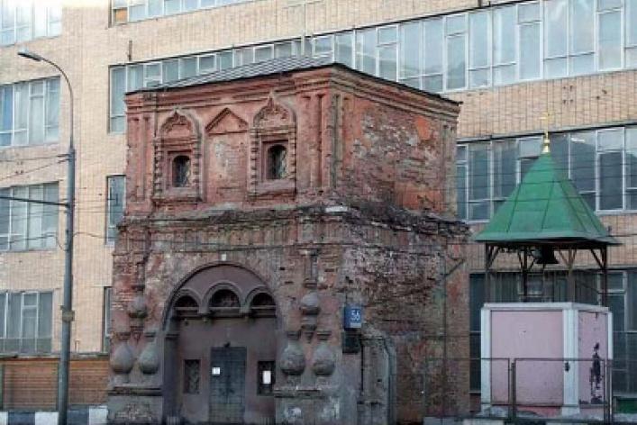 Храм Рождества Пресвятой Богородицы в Бутырской слободе