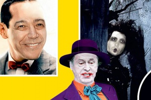 Бэтмен, Джокер иВилли Вонка по-русски