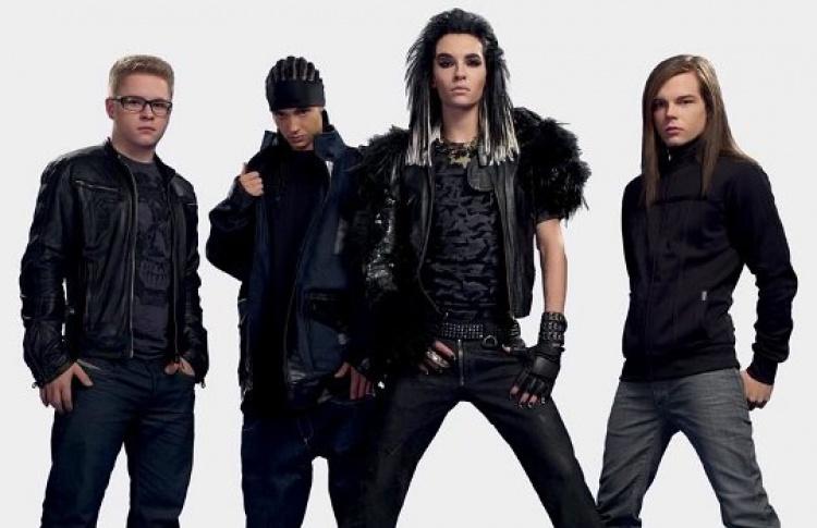 Tokio Hotel (Концерт отменен)