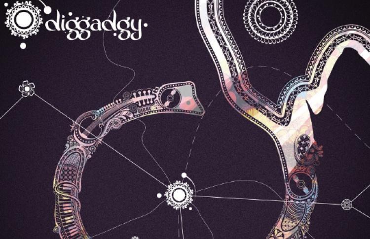 """""""Презентация нового альбома Diggadgy. Reflection"""": Diggadgy (live), DJs Слава Финист, Антон Кирьянов, Дольщик"""