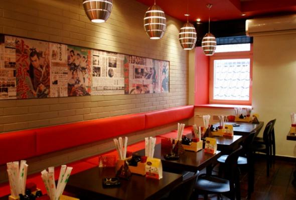 Дай суши на Земляном Валу - Фото №0