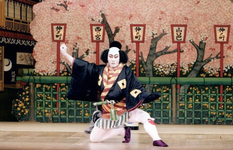 Nihon Buyo \ Нихон Буе
