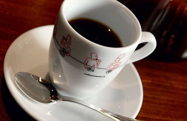 Кофе скислородом
