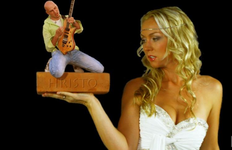 Анастасия Максимова (вокал) + Христо Кирилов (гитара)