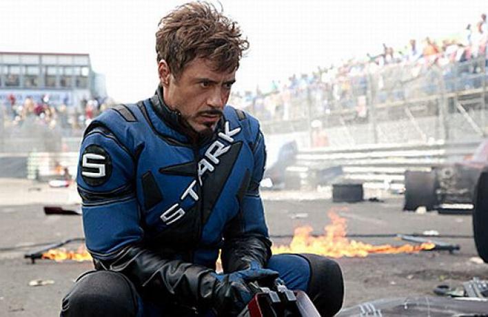 Новый трейлер «Железного человека 2»