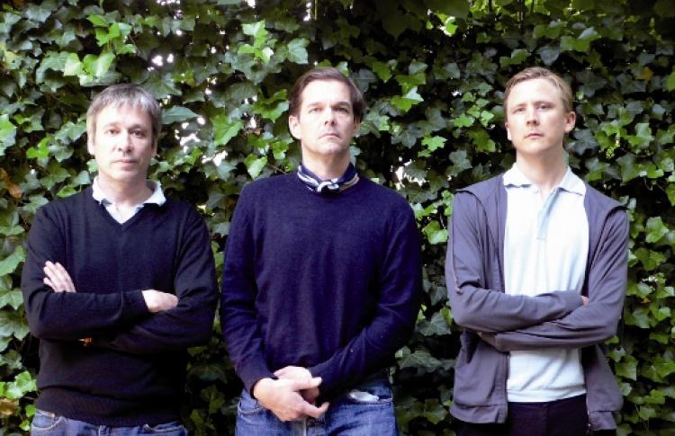 Reflection: Moritz von Oswald trio (Германия), Killahertz (все - live), DJ Дольщик