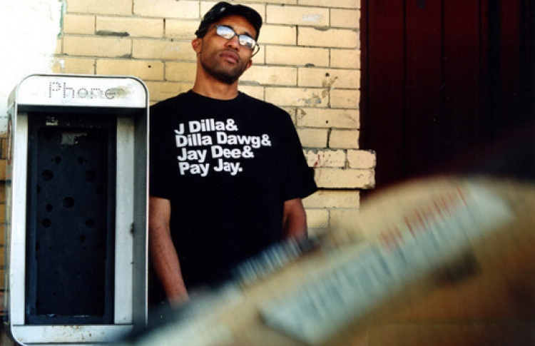 Clam: DJ J. Rocc (США)