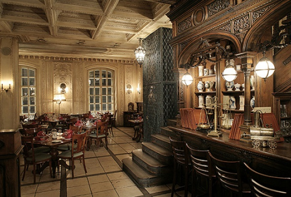 Кафе Пушкинъ - Фото №1