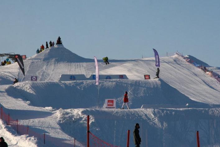 Спортивно-горнолыжный комплекс