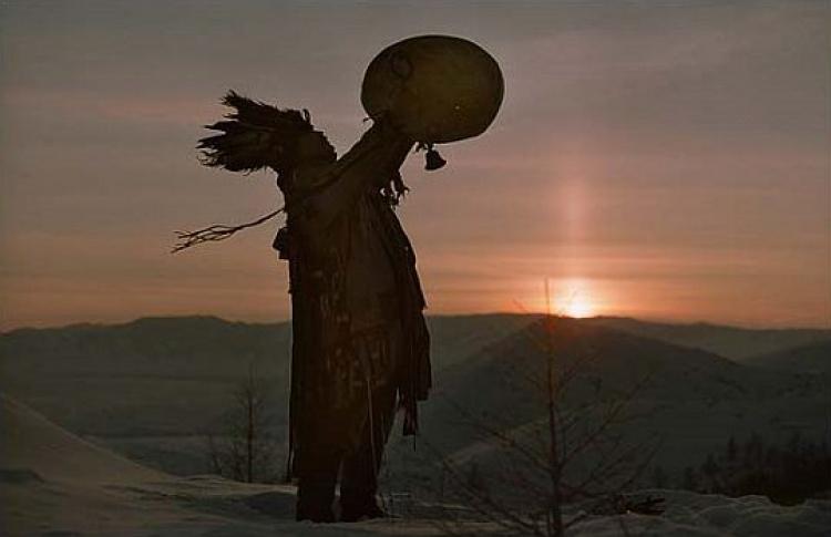 Фестиваль шаманов «Конь-Самолет»