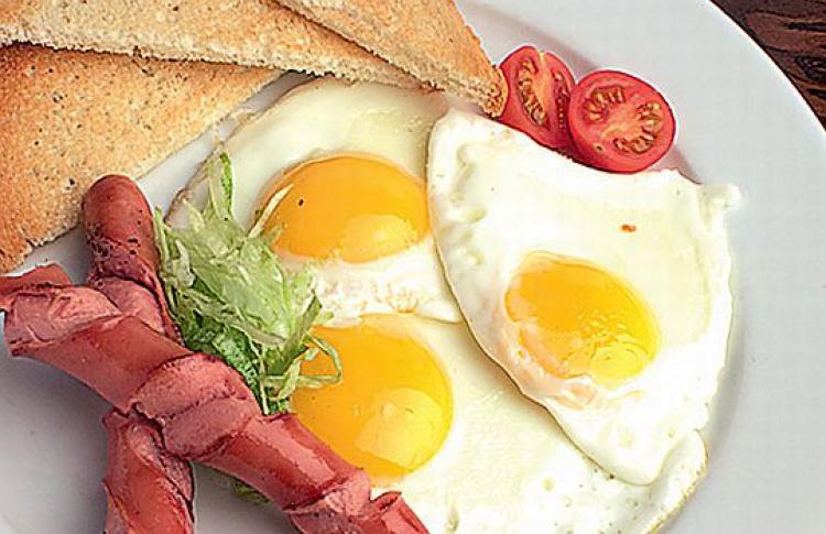 Завтраки вLook In