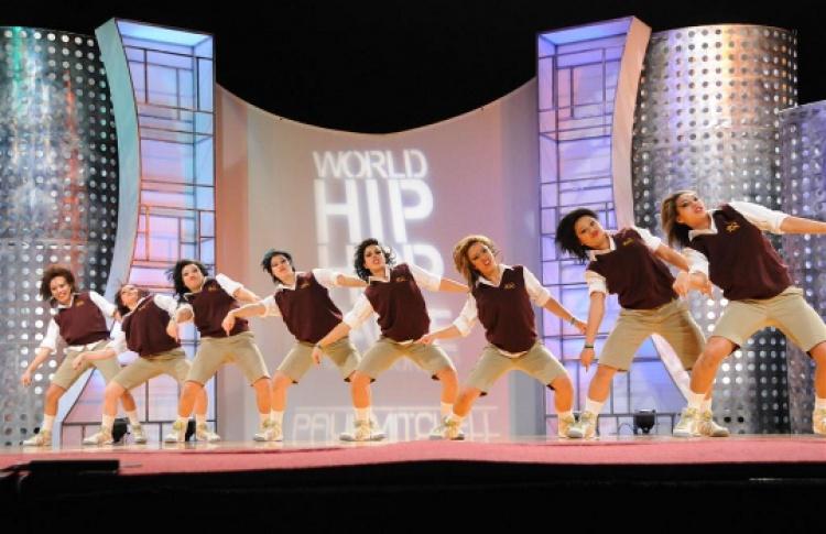 """III Всероссийский чемпионат """"Hip Hop International - кубок России"""""""