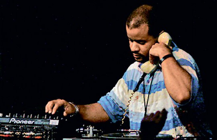 Vata: DJ Терренс Паркер (США)