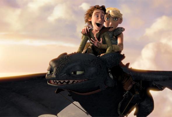 Как приручить дракона 3D - Фото №3