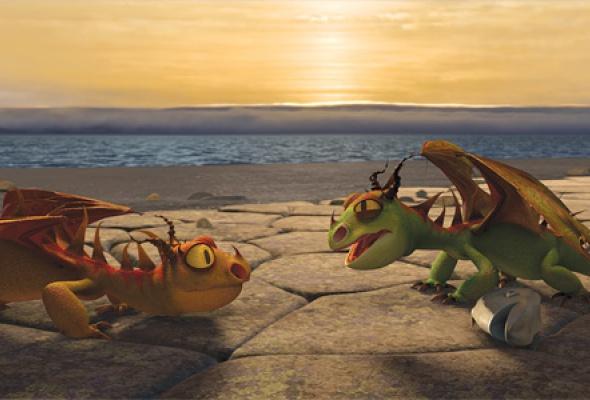 Как приручить дракона 3D - Фото №5