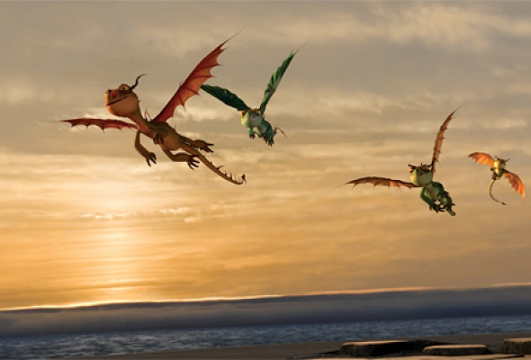 Как приручить дракона 3D - Фото №7