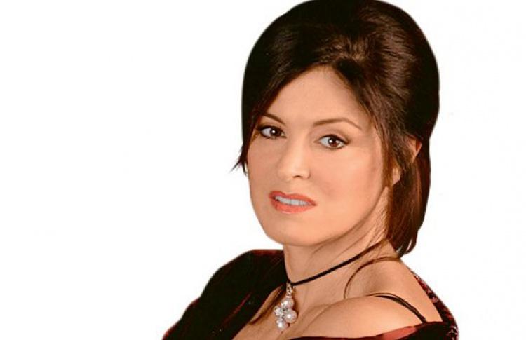Анна Катарина Антоначчи (сопрано, Италия)