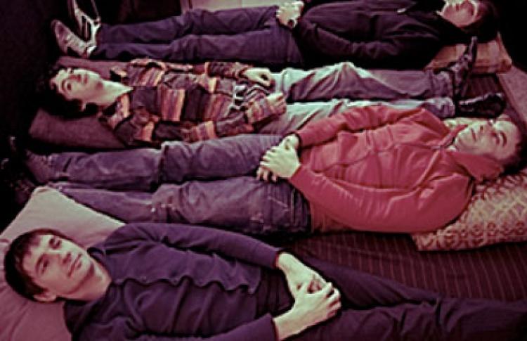 Ничей Квартет (Алексей Дегусаров, Леонид Сендерский, Григорий Воскобойник, Петр Михеев)