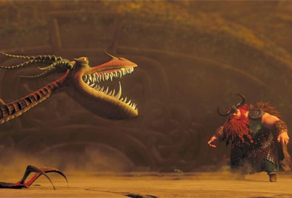 Как приручить дракона 3D - Фото №13