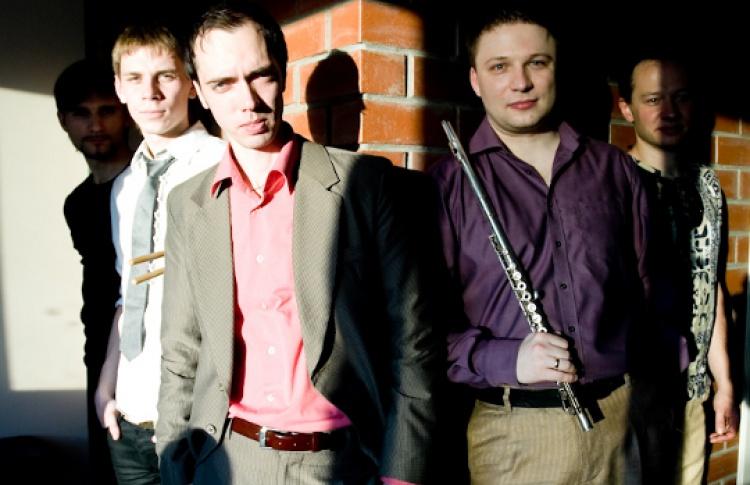 Marimba Plus + Alexis Nercessian (Франция)