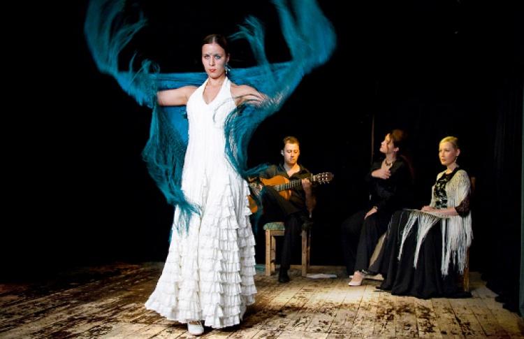 """Театр музыки и танца """"Al Borde"""""""
