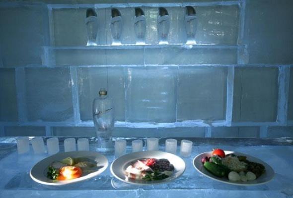 Кауфман — Ледяной бар на Петровке - Фото №0