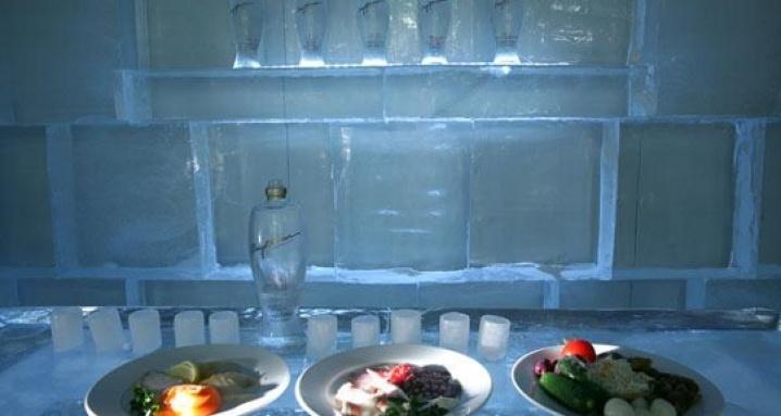 Кауфман — Ледяной бар на Петровке