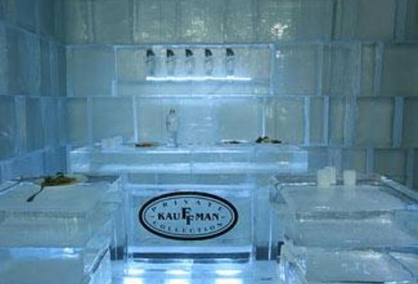 Кауфман — Ледяной бар на Петровке - Фото №1