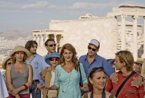 Мое большое греческое лето - Фото №14