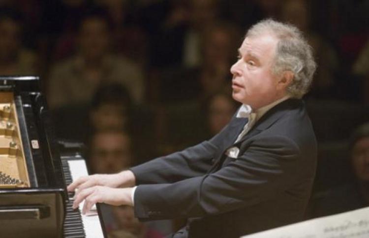 Андраш Шифф (фортепиано, Венгрия)
