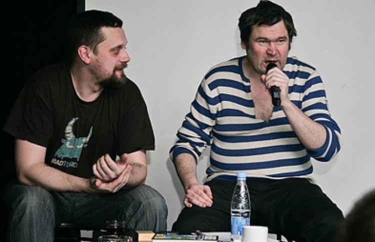 Русский слэм. Парный турнир