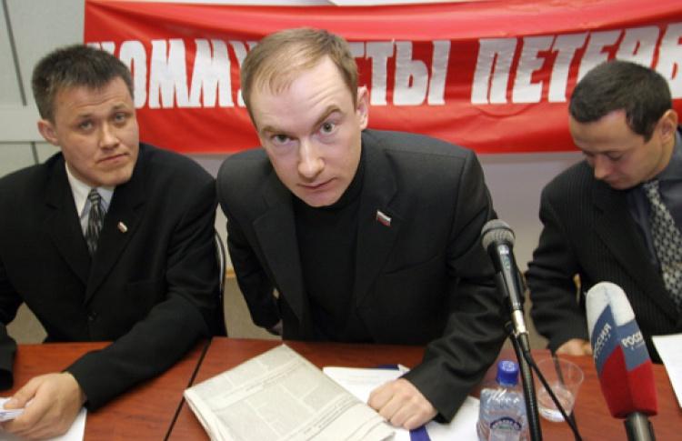 «Коммунисты Ленобласти» против всех