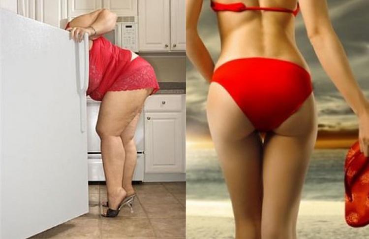 5новых (ибезвредных) способов похудеть