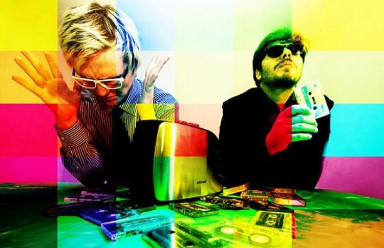 Spektr: The Tapeaters (live, Нижний Новгород), DJs Gmorozov, Антон М, Ih!nie, Alex Kelman