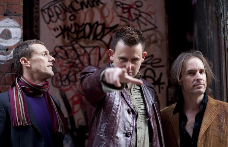 Paris Troika Trio