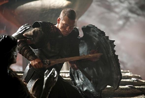 Битва титанов - Фото №1